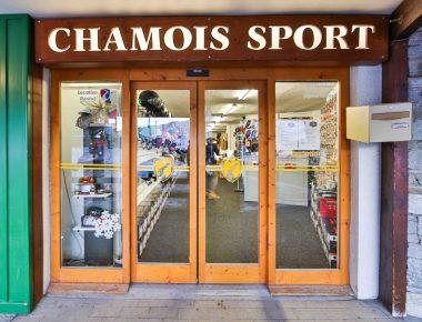 Vitrine Chamois